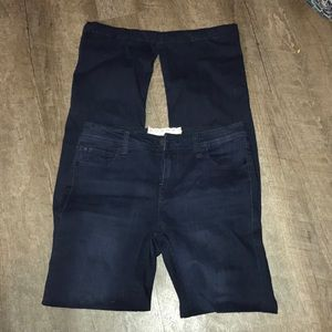 5 Alterd State Skinny blue Jeans